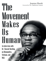 The Movement Makes Us Human