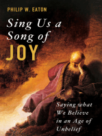 Sing Us a Song of Joy