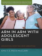 Arm in Arm with Adolescent Girls