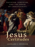 Three Jesus Certitudes