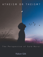 Atheism or Theism?: The Perspective of Saïd Nursi