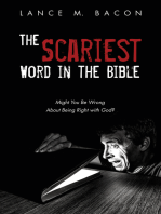 The Scariest Word in the Bible