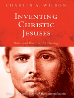 Inventing Christic Jesuses