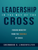 Leadership in the Way of the Cross