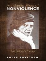 An Islamic Jihad of Nonviolence: Said Nursi's Model