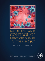 Modeling and Control of Infectious Diseases in the Host
