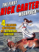 The First Nick Carter MEGAPACK®