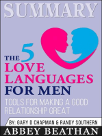 Summary of The 5 Love Languages for Men