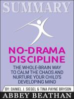 Summary of No-Drama Discipline