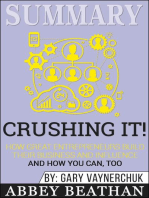 Summary of Crushing It!