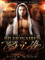 The Shifting Billionaire's Bride