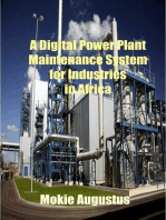 A Digital Power Plant Maintenance System for Industries in Africa