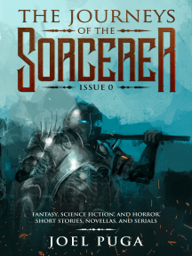 The Journeys of the Sorcerer issue 0