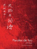 Paroles de feu
