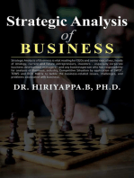 Strategic Analysis of Business