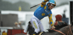Victor Espinoza Returns To Horse Racing For First Time Since Breaking His Neck