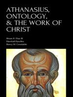 Athanasius, Ontology, & the Work of Christ