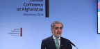 Dapper Former Eye Surgeon Retrains Sights On Afghanistan's Presidency