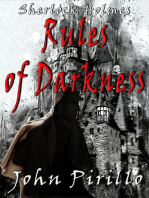 Sherlock Holmes Rules of Darkness