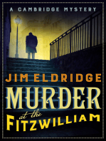 Murder at the Fitzwilliam