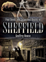 Foul Deeds and Suspicious Deaths in Sheffield