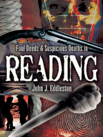 Foul Deeds & Suspicious Deaths in Reading