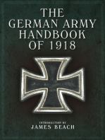 The German Army Handbook of 1918