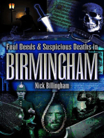 More Foul Deeds & Suspicious Deaths in Birmingham