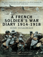 A French Soldier's War Diary 1914–1918