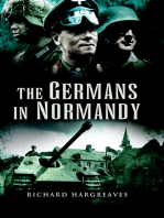 The Germans in Normandy