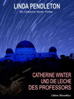 Catherine Winter und die Leiche des Professors