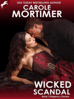 Wicked Scandal (Regency Sinners 3)