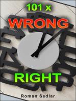 EN-CZ 101x Wrong Right