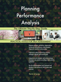 Planning Performance Analysis The Ultimate Step-By-Step Guide