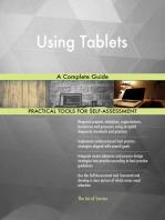 Using Tablets A Complete Guide