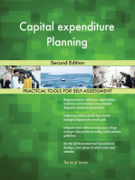 Capital expenditure Planning Second Edition