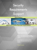 Security Requirements Support Third Edition