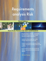 Requirements analysis Risk Third Edition