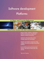 Software development Platforms A Clear and Concise Reference