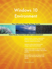 Windows 10 Environment The Ultimate Step-By-Step Guide