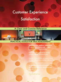 Customer Experience Satisfaction A Clear and Concise Reference