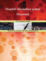 Hospital information system Document A Complete Guide