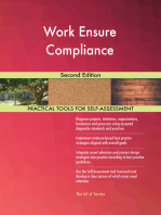 Work Ensure Compliance Second Edition