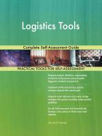 Logistics Tools Complete Self-Assessment Guide