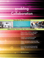 enabling Collaboration Standard Requirements