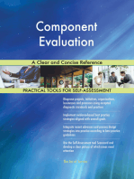 Component Evaluation A Clear and Concise Reference