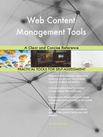 Web Content Management Tools A Clear and Concise Reference