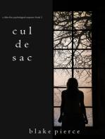 Cul de Sac (A Chloe Fine Psychological Suspense Mystery—Book 3)