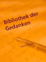 Bibliothek der Gedanken