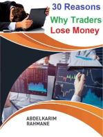 30 Reasons Why Traders Lose Money